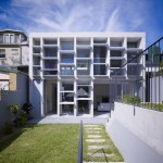 Balmain House Exterior / Carterwilliamson Architects