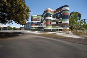 Fitzroy High School by McBride Charles Ryan