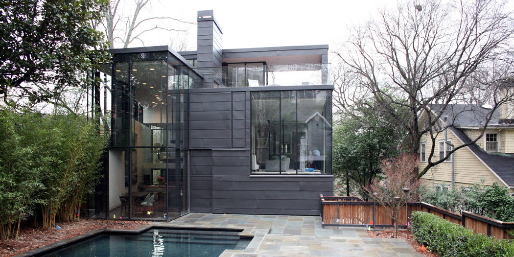 Ansley Glass House by bldgs