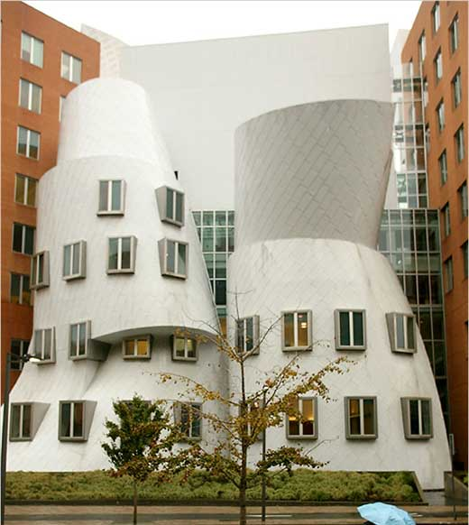 Stata Center MIT
