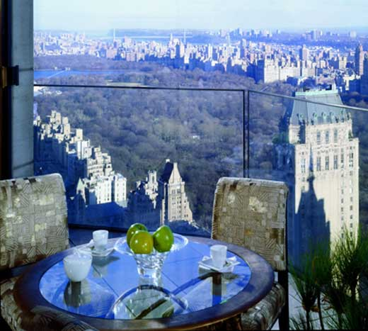 Penthouse Suite of Four Seasons Hotel At $30,000 a Night