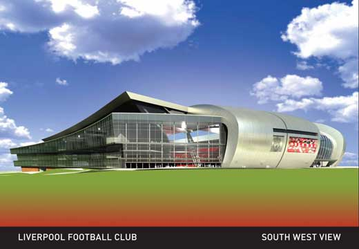 Liverpool FC New Stadium