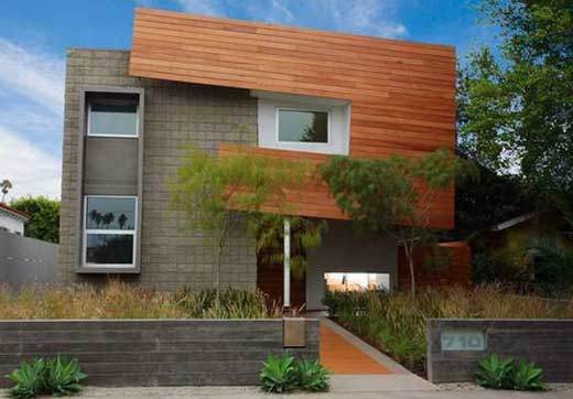 The Project7ten, A Platinum Certified Homes in California.