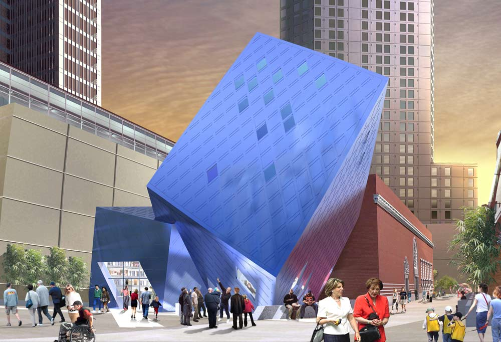 Jewish Museum Extension
