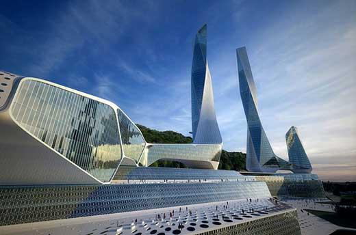 penang global city centre, malaysia