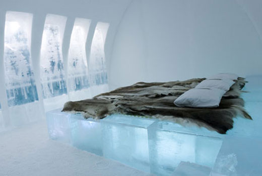 Ice Hotel, Art or Architecture?