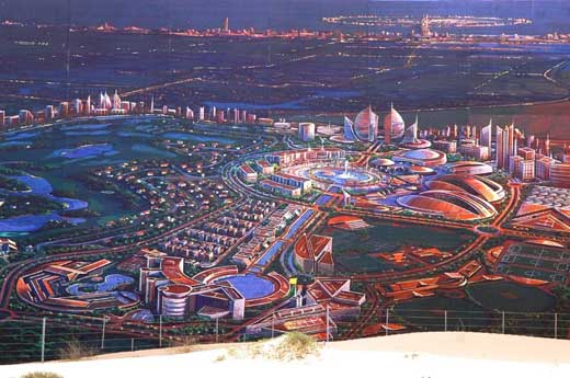 dubai sport city