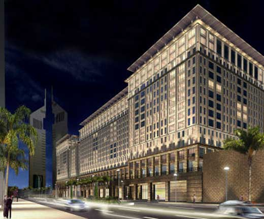 Ritz-Carlton Hotel by Gensler