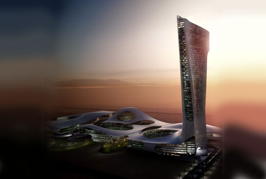 Gateway Project in The Emirate of Ras Al Khaimah
