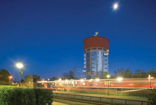 Jaegersborg Water tower / Dorte Mandrup Arkitekter