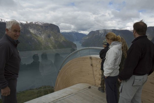Aurland Look Out