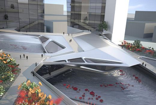 Emerald Plaza by Emergent Architecture