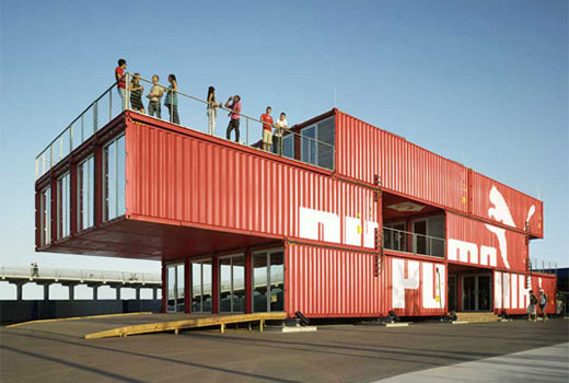 Puma City Shipping Container Store
