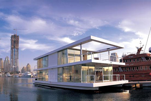 Houseboat / X-Architects