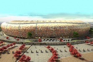 Soccer City Stadium [ 2010 FIFA World Cup Stadium - South Africa ]