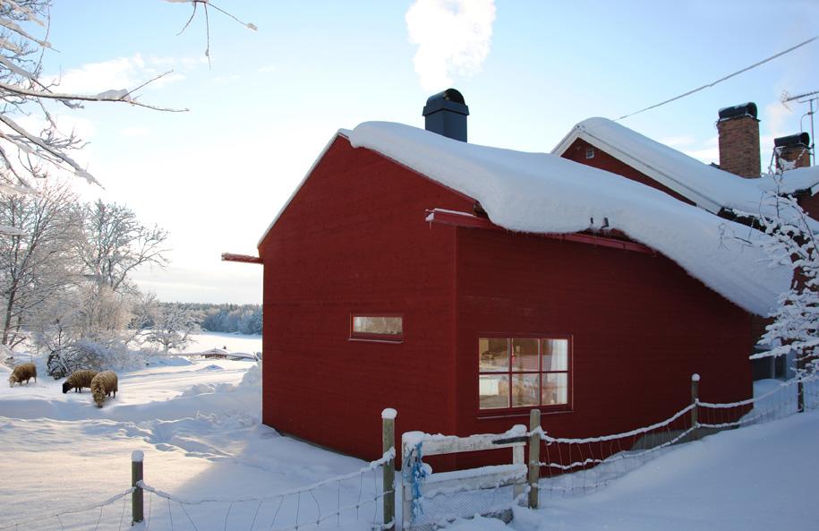Spröjs House, Sweden / by visiondivision