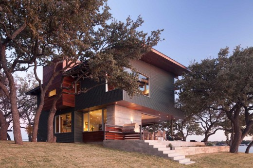 Lake LBJ Retreat, Texas / by Dick Clark Architecture