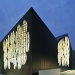 Podcetrtek Sports Hall, Slovenia / by enota