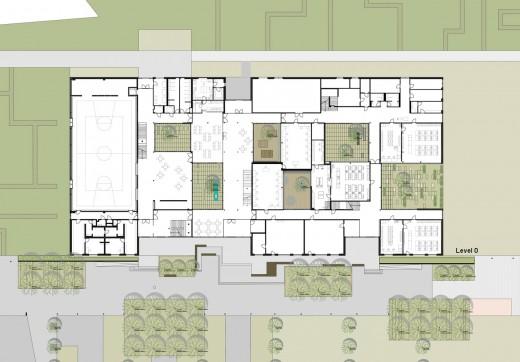 Senior High School Neulengbach Austria By SHIBUKAWA EDER - Schools architecture