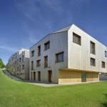 Retirement Home, Riedisheim / by Atelier Zündel & Cristea