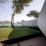 ATHC Clubhouse, Barcelona / by XVArquitectura