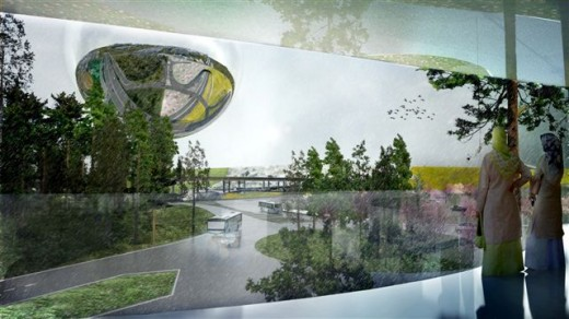 STOCKHOLMSPORTEN MASTER PLAN, Sweden / by BIG