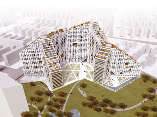 FUTURE TOWERS, India / by MVRDV