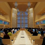 SaRang Churchs Global Ministry Center, Soul / by The Beck Group