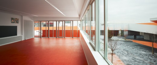 Schools in La Courneuve / by COULON Architects