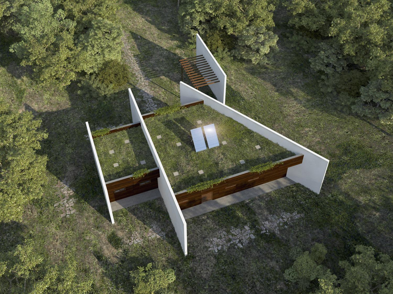 Self Sustaining Home Floor Plans
