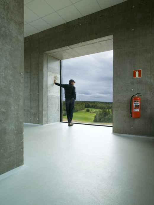 SOLBERG TOWER & REST AREA, Norway / BY SAUNDERS ARCHITECTURE