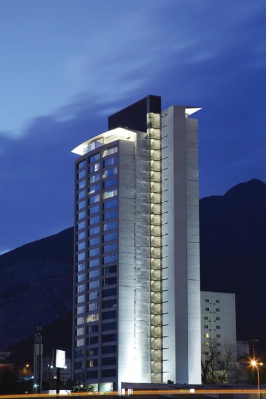 Miravalle Tower Monterrey, Nuevo León, México 2007 / by GLR arquitectos