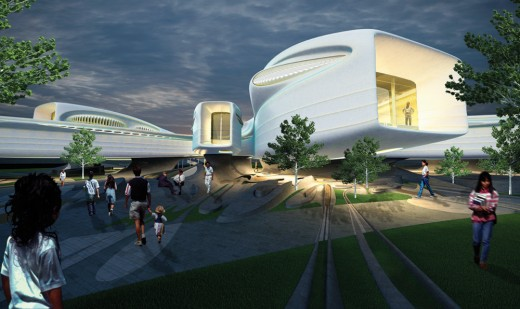 New Taipei City Museum of Art / by OTA+ (Kory Bieg and Alexa Getting)