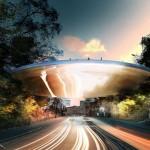 BRIDGE in Kiev  by MAXWAN ARCHITECTS + URBANISTS l