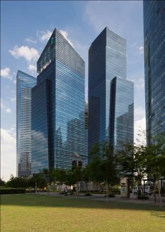 Marina Bay Financial Centre, Singapore