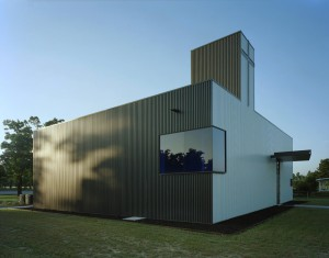 Marlon Blackwell Architect wins World's Best Civic and Community Building  at WAF Awards 2011