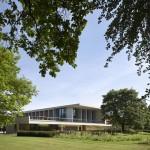 Sainsbury Laboratory, United Kingdom, designed by Stanton Williams