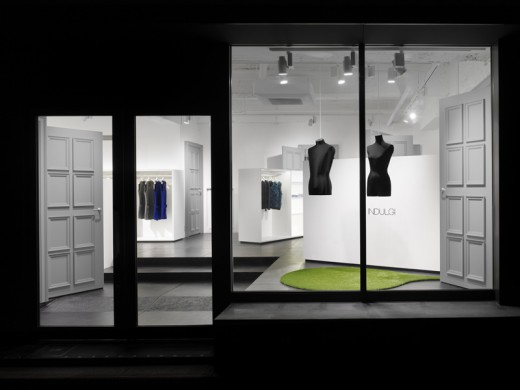 A New Shop INDULGI in Kyoto, Japan / by nendo