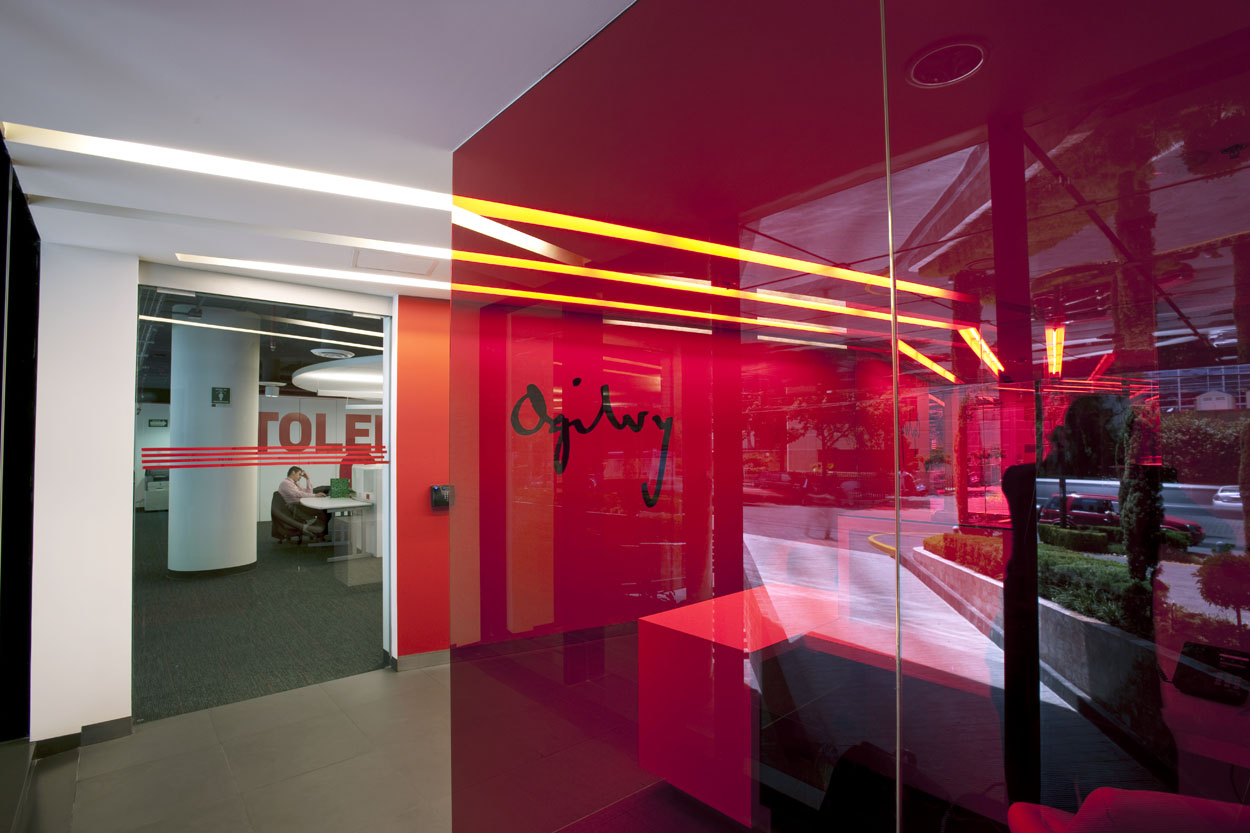 ogilvy new york office. Project: OGILVY Category: Office, Interiorism. Location: Lomas De Chapultepec, Mexico City Ogilvy New York Office