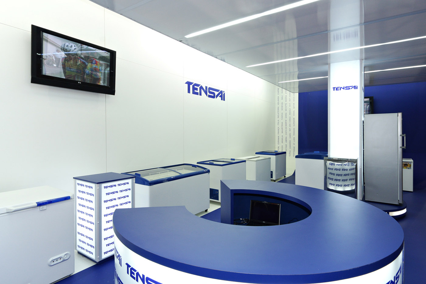 TENSAI STAND in S. Paulo, Brazil / by A2OFFICE