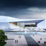 Shanxi Grand Theater in Taiyuan, China / by Arte Charpentier Architectes