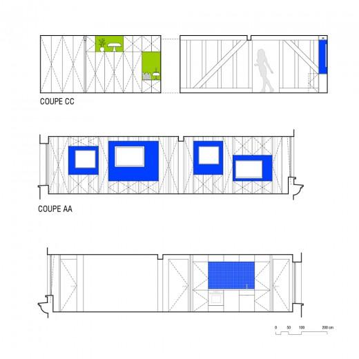 APPARTEMENT ÉCRINS / BY SWAN ARCHITECTES