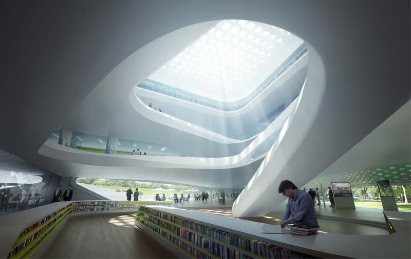 Design Bonn green climate fund headquarters bonn by lava architecture list