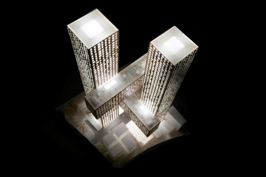 CROSS # TOWERS IN SEOUL, KOREA / by BIG