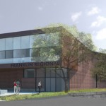 Massachusetts' First Zero-Net-Energy Transportation Hub / by Charles Rose Architects