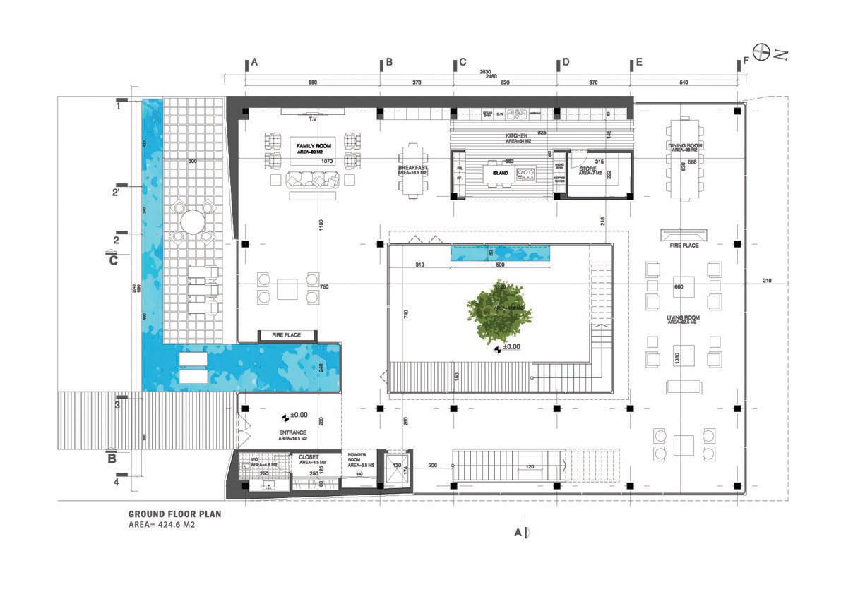 Superb Beautiful Plan Architecture Villa Contemporary Joshkrajcik Us