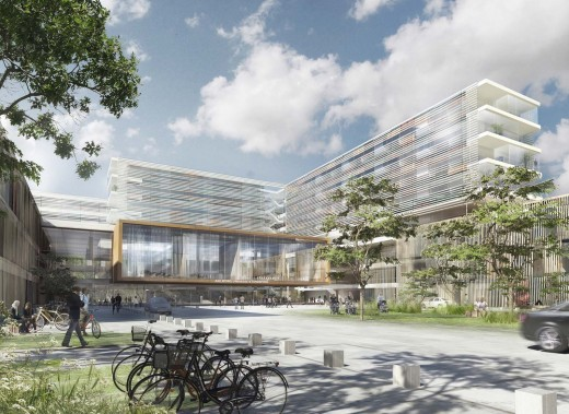 New Aalborg University Hospital / by Indigo Consortium