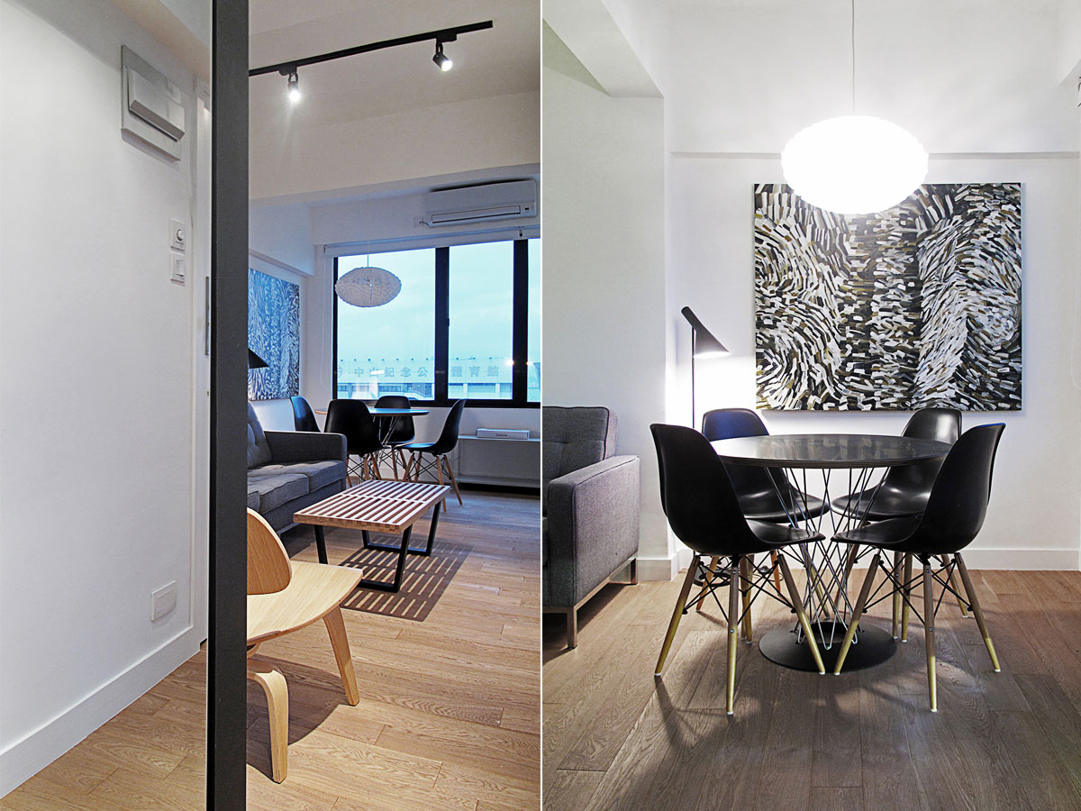 invader apartment in hong kong by onebynine architecture list