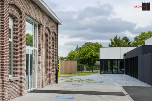 Poperinge Youth Centre / by BURO II & ARCHI+I