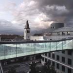 Skywalk Rennweg 44 – 46 / by SOLID architecture